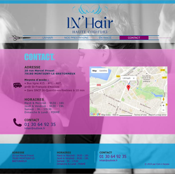 LN'Hair - Espace coiffure