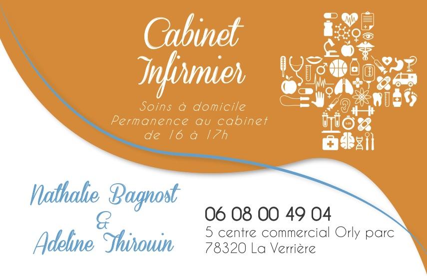 Adeline Thirouin - Cabinet Infirmier