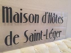 Maison d'Hôtes de Saint-Léger