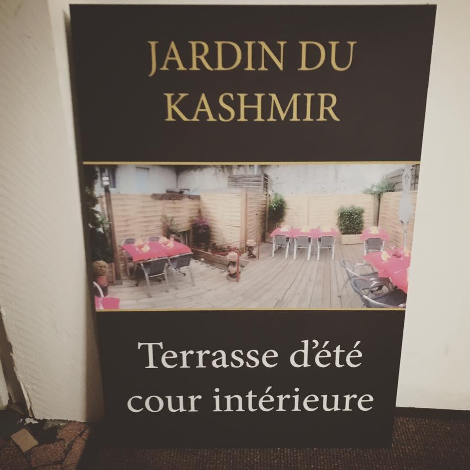 Jardin du Kashmir
