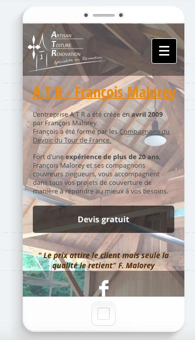 A T R - François Malorey