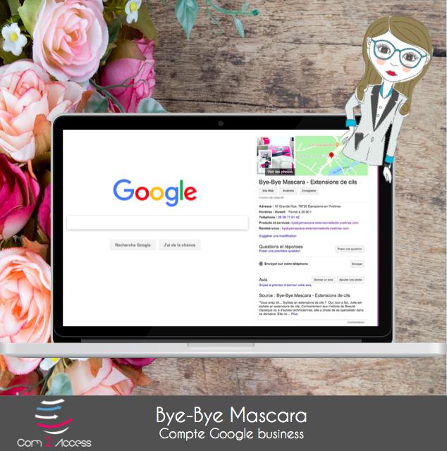 BYE-BYE MASCARA !