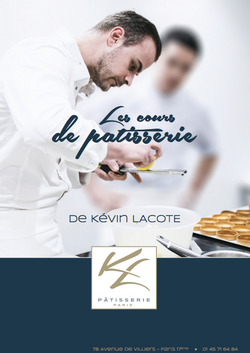 KL Pâtisserie Paris - Affiche