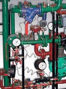 Монтаж, ремонт систем отопления, тепловой узел, тепловой пункт, узел учёта энергоресурсов