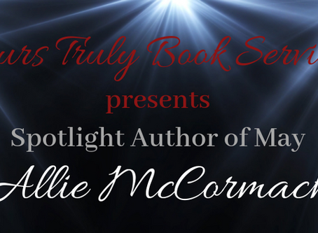 Spotlight Author of the Month - May