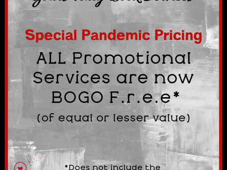 Who doesn't love a BOGO!?!