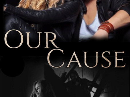 OUR CAUSE COVER REVEAL