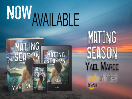 Release Blast for Mating Season by Yael Maree.