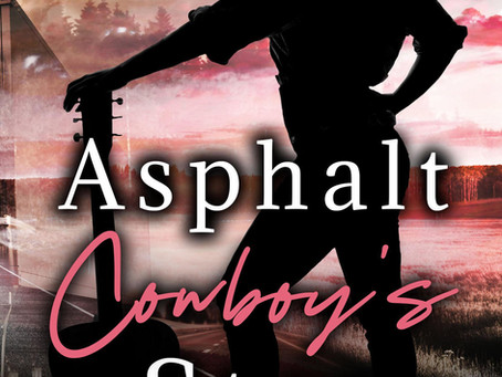 Cover Reveal - Asphalt Cowboy's Star by Marie Savage
