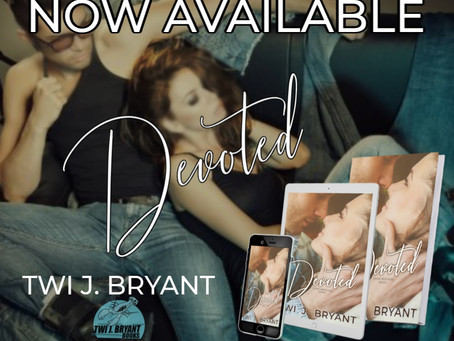 Devoted is LIVE !!