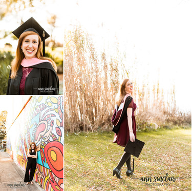 Nina | Graduation | University of Mobile