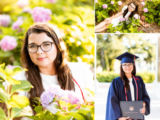 Emily | Graduation | University of South Alabama