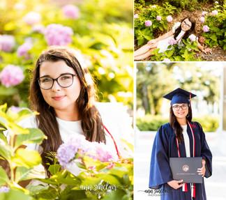 Emily | Graduation | University of South Alabama