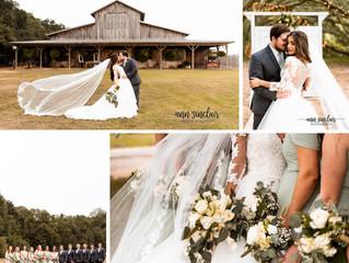 Ashley + Austin | Wedding | Oak Hollow Farm | Fairhope, Alabama