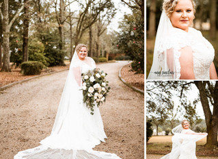 Lauren | Bridal Portraits | Historic Malbis Nursery | Malbis, Alabama