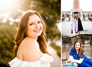 Josie | Graduation | University of South Alabama