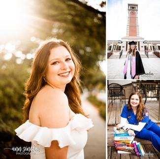 Josie | Graduation | University of South Alabama