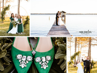 Blair + Charlie | Surprise Wedding | Lillian, Alabama