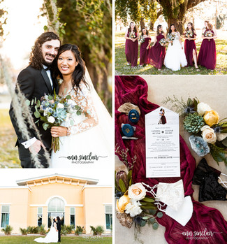 Sandra + Eli | Wedding | Biloxi Civic Center | Biloxi, Mississippi