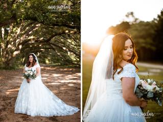Morgan | Bridal Portraits | Oak Hollow Farm | Fairhope, Alabama