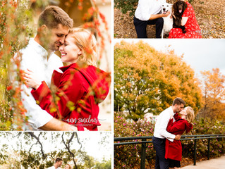 Kayla + Tom | Engagement | Spring Hill College | Mobile, Alabama