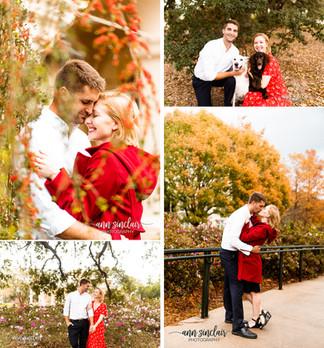 Kayla + Tom   Engagement   Spring Hill College   Mobile, Alabama