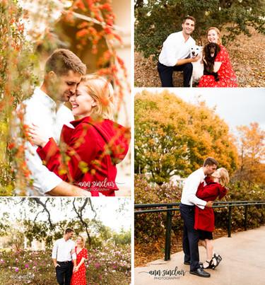 Kayla + Tom | Engagement | Spring Hill College | Mobile, Alabama