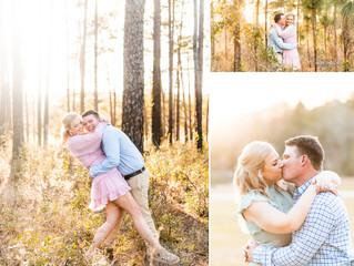 Sarah + Tyler | 2nd Anniversary | Mobile, Alabama