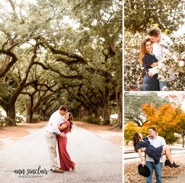 Courtney + Heath | Engagement | Mobile, Alabama