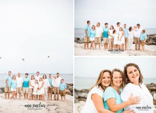 Middleton Family Photos | Dauphin Island, Alabama