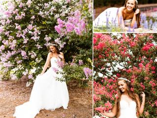 Julie | Bridal Portraits | Wynlakes | Montgomery, Alabama