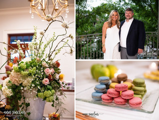 Bobbi Sue + Doug | Couple's Shower | The Balcony on Church Street | Fairhope, Alabama