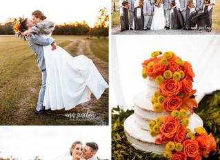 Alex + Keith | Wedding | Pike Road, Alabama