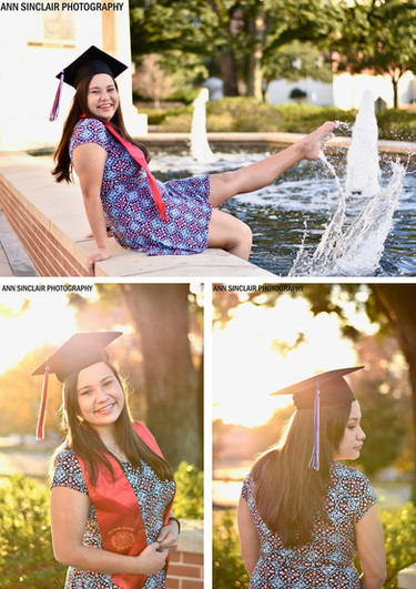 Erica   Graduation   University of South Alabama
