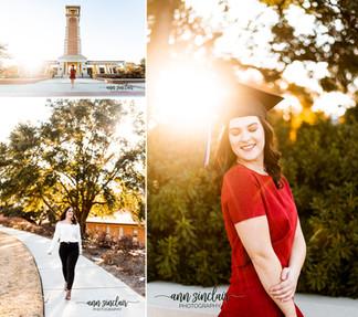 Maddie | Graduation | University of South Alabama