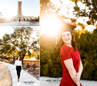 Maddie | Graduation | University of South Alabama