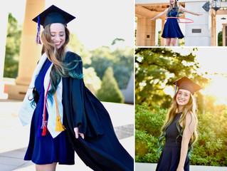 Anastasia | Graduation | University of South Alabama