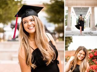 Kaitlin | Graduation | University of South Alabama