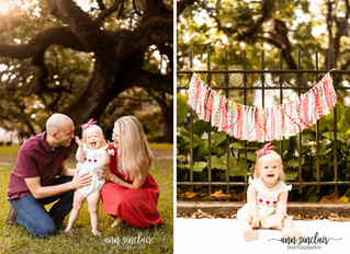 Mary-Grace | 2nd Birthday | Mobile, Alabama