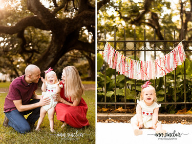 Mary-Grace | 2nd Birthday | Mobile, Alabama