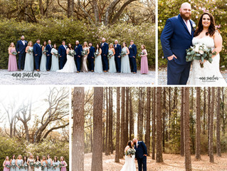 Kaitlyn + Randy | Wedding | The Elizabeth in Grand Bay | Grand Bay, Alabama