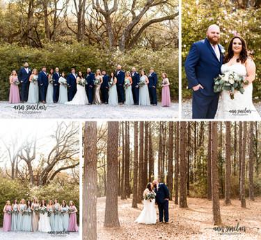 Kaitlyn + Randy | Wedding | The Elizabeth in Grand Bay | Grand Bay, Alabama