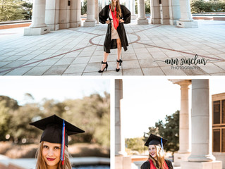 Elizabeth | Graduation | University of South Alabama