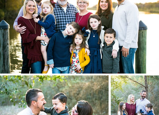 Constantine Family Photos | 5 Rivers Delta Center | Spanish Fort, Alabama