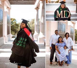 Yasmine | Graduation | University of South Alabama