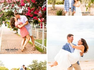Allison + Andrew | Engagement | Fairhope, Alabama