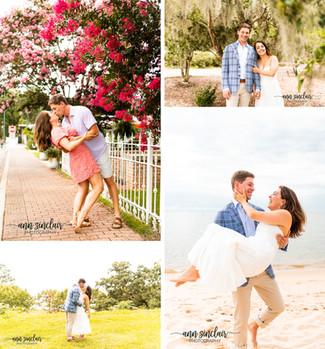 Allison + Andrew   Engagement   Fairhope, Alabama