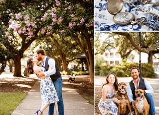 Blair + Charlie | Engagement | Pensacola, Florida