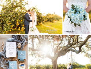 Meagan + Garrett | Wedding | The Orchard at Hayes Farm | Theodore, Alabama