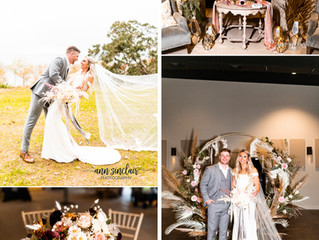 Katie + Blaine | Wedding | Belforest Pointe | Daphne, Alabama